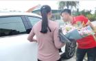 Sau Đức Chinh, Phan Văn Đức mang niềm vui 'tiền tỷ' cho gia đình