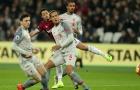 5 điểm nhấn West Ham 1-1 Liverpool: Nan giải cánh phải; Người Brazil số một