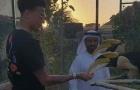 Đi dưỡng thương, Alli tranh thủ thăm thú nơi ít ngờ ở Dubai