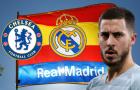 Vì Hazard, Real sẵn sàng gán 1 trong 2 sao bự thuyết phục Chelsea