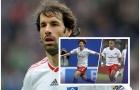 Đội hình 3-4-3 'bá đạo' từng khoác áo Hamburg: Hoàng đế và Sát thủ vòng cấm