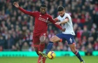 Trong cơn khủng hoảng, sao Liverpool phải nén đau thi đấu