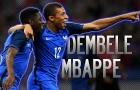 Kylian Mbappe vs Ousmane Dembele: Ai mới là tương lai của đội tuyển Pháp?