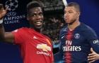 Đây, điều đặc biệt sẽ xuất hiện trong trận Man Utd - Paris Saint-Germain