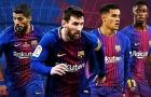 Man United săn sao Barca; Vì Liverpool, Juventus sẵn sàng chi 200 triệu euro