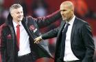 'Zidane đã chỉ cho Solskjear cách vô địch Champions League'