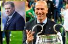 Cựu sao Scotland nói về khả năng Zidane gia nhập Chelsea gây sốc