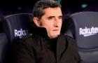 NÓNG: Barca gia hạn với HLV Valverde