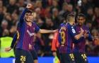 Barcelona nhận tin vui về lực lượng trước trận gặp Real Valladolid