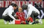 Tiền vệ của Bayern trải lòng về chấn thương 'bí ẩn'