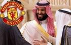 Thái tử Saudi cám dỗ nhà Glazer, tăng giá 3,8 tỷ bảng cho Man Utd