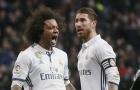 Điểm nhấn Real 1-2 Girona: Thảm họa Ramos; Marcelo cần bị thanh trừng!