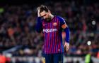 Messi sút hỏng penalty, Barca chật vật vượt ải Valladolid tại Camp Nou
