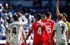 Sergio Ramos dùng tay cản phá như thủ môn và cái kết
