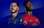 02h30 ngày 19/02, Chelsea vs Man United: Định đoạt bởi siêu sao?
