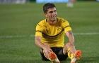 Dortmund 'méo mặt' vì thêm một trụ cột dính chấn thương