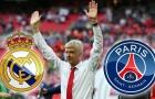 Giữa Real Madrid và PSG, 'giáo sư' Wenger đã có câu trả lời