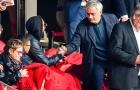 SỐC! Mourinho xác nhận bến đỗ tiếp theo trong sự nghiệp