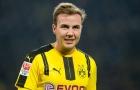 Gotze mong muốn một điều sau khi Dortmund hòa thất vọng