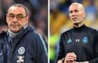 NÓNG: Động thái lạ chứng minh Chelsea sắp thay Sarri bằng Zidane