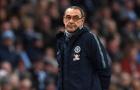 SỐC! Thua M.U, Sarri nghi ngờ cầu thủ Chelsea 'đâm sau lưng'