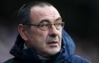 Thua M.U, CĐV Chelsea điên tiết vì 1 quyết định 'đáng hổ thẹn' của Sarri