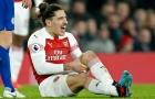 Hector Bellerin báo tin vui về tình hình chấn thương cho fan Arsenal