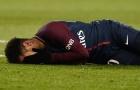 Neymar dành 2 ngày ở nhà để khóc vì chấn thương