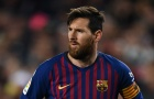 Quá chán nản với Suarez, Barca tìm đối tác mới cho Messi