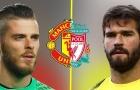 De Gea v Alisson: Ai xuất sắc hơn tại Premier League?