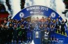 Đội hình Chelsea vô địch cúp Liên đoàn 2015 giờ ra sao?