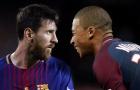 Hậu vệ Lyon: 'Kèm Messi dễ hơn Mbappe'