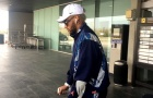 Neymar trở về quê nhà Brazil điều trị chấn thương