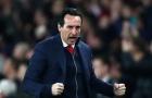 Đả bại BATE Borisov, Emery nói 1 điều thật lòng về cuộc đua với Man Utd