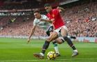 Từng bị Rashford cho 'ngã chổng vó', tới lúc sao Liverpool phục hận