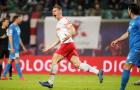 Chủ lực tuyển Đức vắng mặt, Leipzig suýt ôm hận ngay trên sân nhà