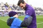 Một hành động đặc biệt sẽ xuất hiện tại Serie A cuối tuần này