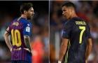 Messi và Ronaldo, ai xứng đáng là cầu thủ xuất sắc nhất mọi thời đại?