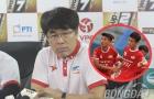 Đồng nghiệp thầy Park tiến cử 1 cái tên cho U23 Việt Nam