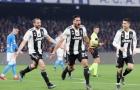 Chấm điểm Juventus trận Napoli: Cựu sao Liverpool vượt mặt CR7, hàng thủ bất lực