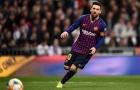 Messi tiếp tục ghi tên mình vào lịch sử các trận El Clasico