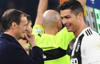 'Chơi lầy' Ronaldo và Allegri, Napoli nhận cái kết đẫm nước mắt