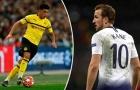 4 điểm tựa giúp Dortmund lật ngược tình thế trước Tottenham