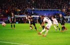 Cầu thủ PSG bật khóc ngay trước khi Rashford sút tung lưới Buffon