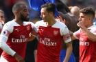 Chỉ vì vắng 1 cái tên, Arsenal có nguy cơ thua 'te tua' trước Man United
