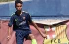 Kenny Chandler - học viên lò Barca với khao khát được khoác áo ĐTVN