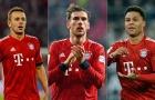 Chốt 3 cái tên thay thế Joshua Kimmich ở trận đấu gặp Liverpool