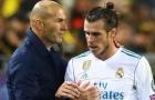 Zidane trả lời ra sao khi được hỏi về Bale?