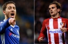 Eden Hazard, Antoine Griezmann: 2 thiên tài dang dở!