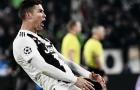ĐHTB vòng 16 đội Champions League: Vẫn là Ronaldo và Messi